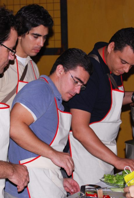 Teambuilding com UNIdade 07